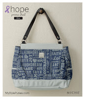 Miche Hope Prima Shell Blue