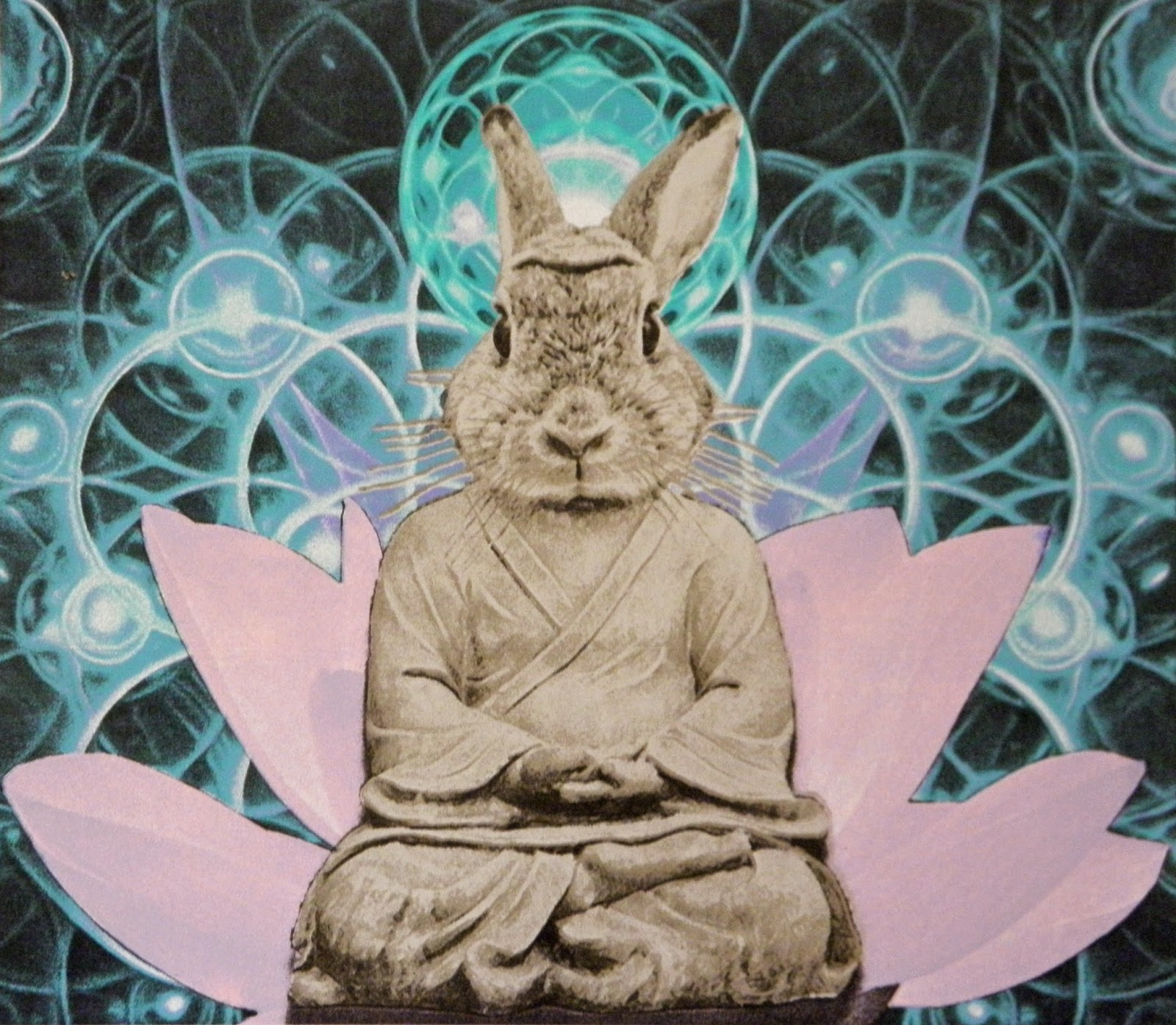 Buddha Bunny