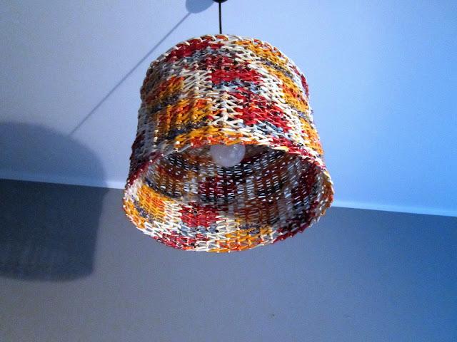 Pierwsza w tym roku… Lampa!