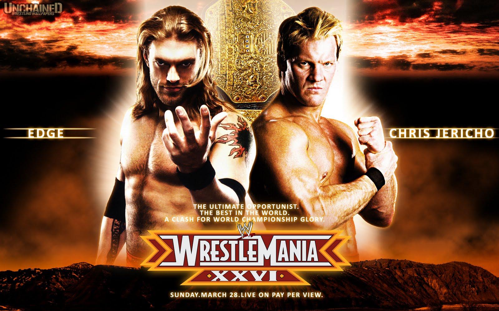 WWE Superstars | WWE Wallpapers | WWE WrestleMania: WWE- Edge 3D Pics