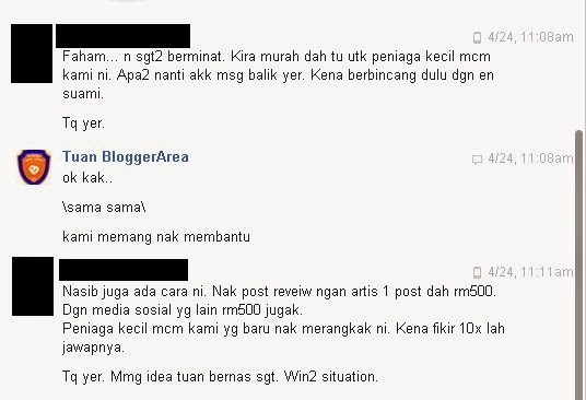 testimonial advertorial murah