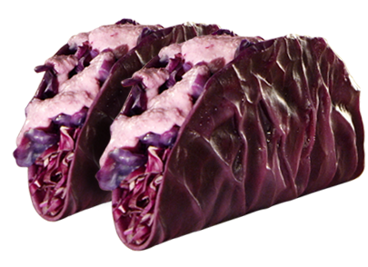 Image result for purple taco shells