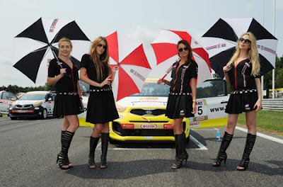 Kia Lotos Race 2013
