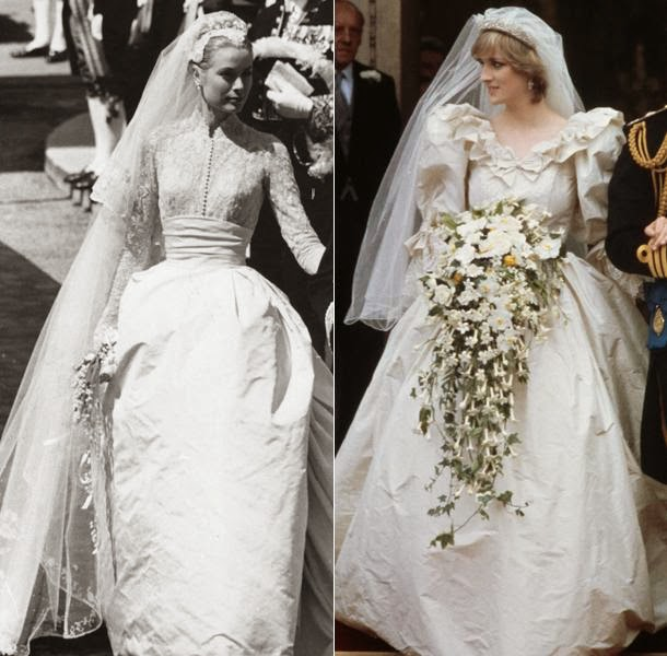 About william and kate the ten most iconic celebrity for Sarah burton wedding dresses official website