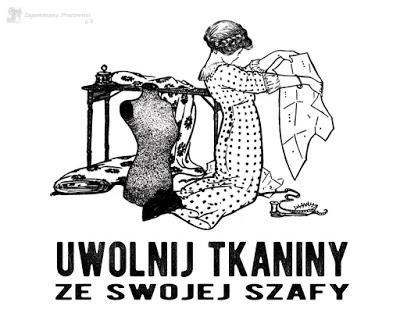 Uwalnianie tkanin - grudzień'15
