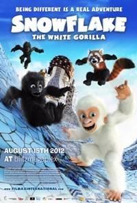 Sinopsis dan Review Film Snowflake : The White Gorilla 2012