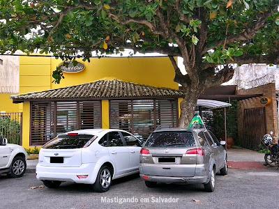 Viva o Grão Restaurante Natural: Fachada