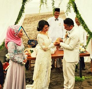 Ringgo Agus Rahman Menikah
