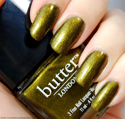 Butter London Nail Lacquer in Wallis Swatch