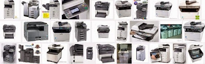 Mesin Fotocopy Keyocera Baru Bekas