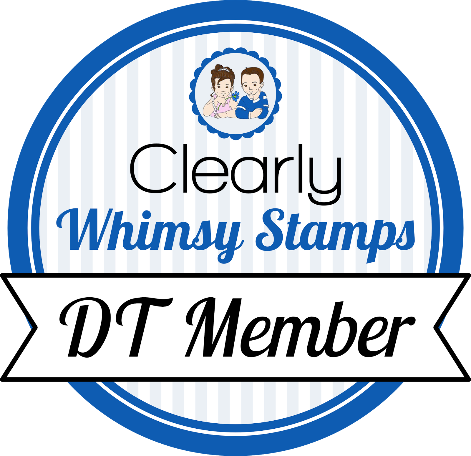 Clearly Whimsy Stamps