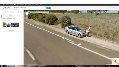Casal apanhado a ter relações sexuais no Google Maps