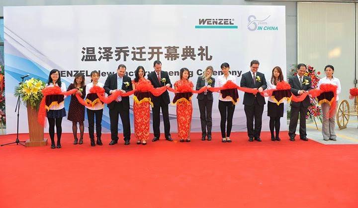 wenzel grand opening shanghai