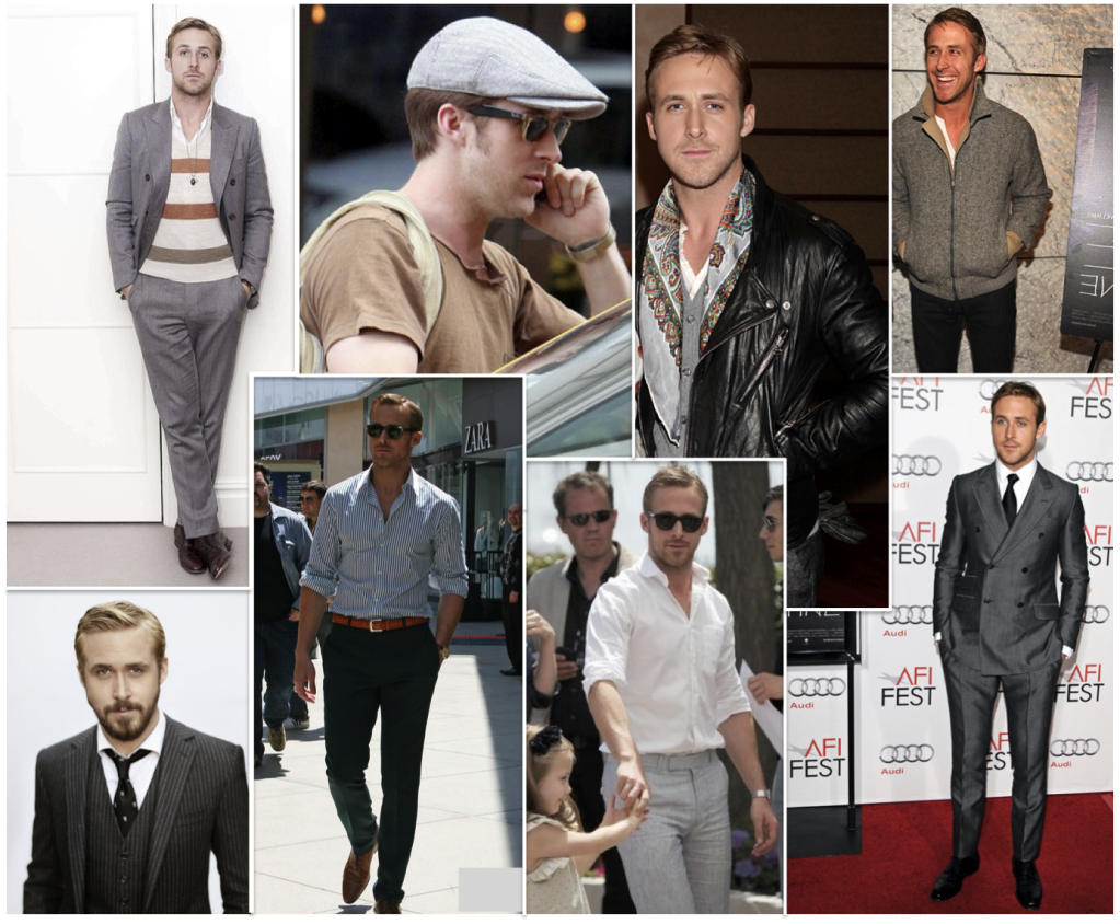 ROCCO MADDOX: Ryan Gosling Street Style Heartbreak Images For Facebook
