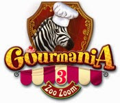 เกมส์ Gourmania 3 - Zoo Zoom