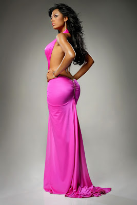 paola miranda vestido fashion