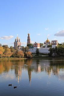 Novodevichy Reflection Moscow