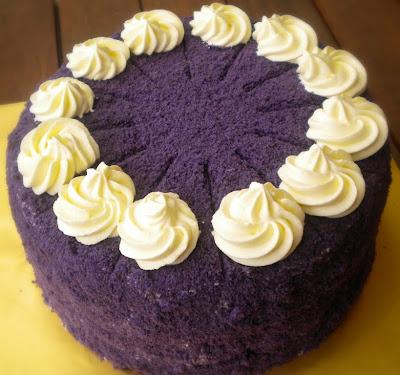 Best Ube Macapuno Cake Recipe