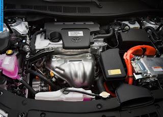 Toyota camry car 2013 engine - صور محرك سيارة تويوتا كامري 2013