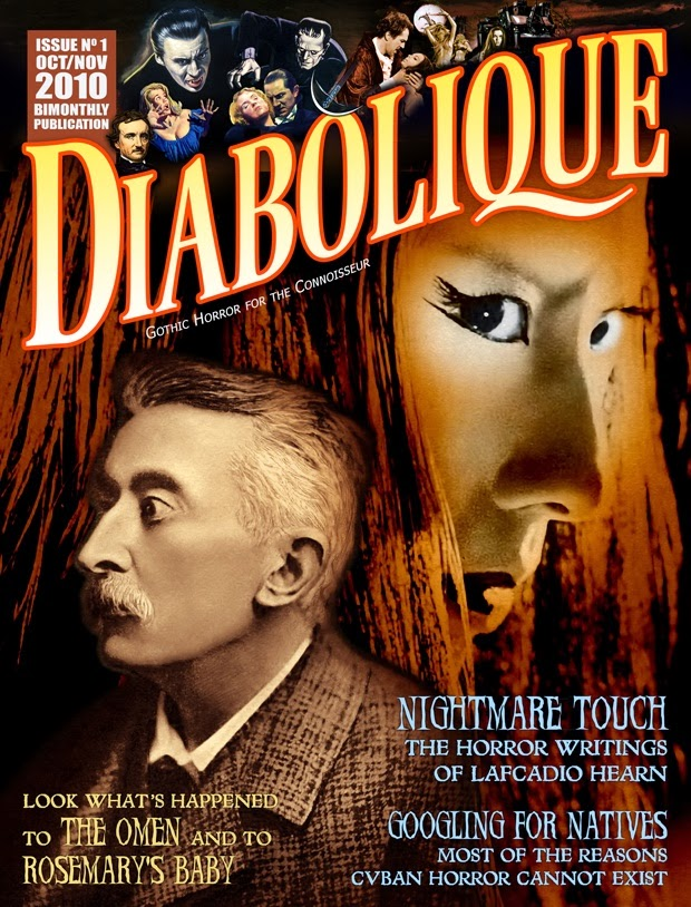 DIABOLIQUE Magazine Issue 1