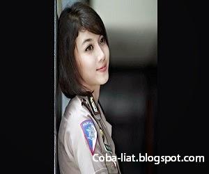 polwan tercantik di indonesia