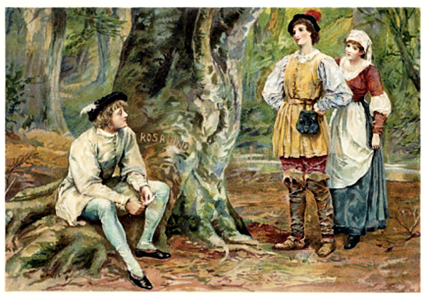 the friendship between rosalind and celia essay Read this essay on belonging in as you like it come with rosalind and celia their friendship as close- as they banter between each.