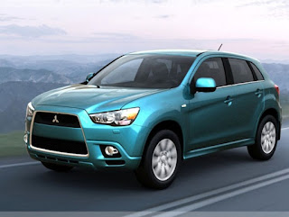 mitsubishi outlander indonesia