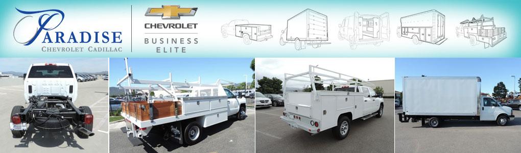 Paradise Commercial Truck & Fleet Dept