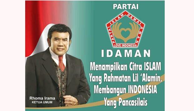 Partai Idaman Partai Islam Damai Aman
