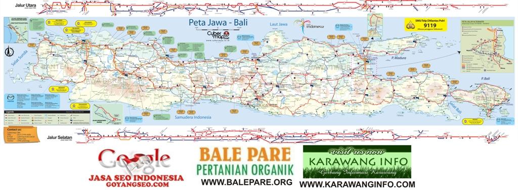 peta jalur mudik 2014 pas banget dengan koleksi foto peta jalur mudik