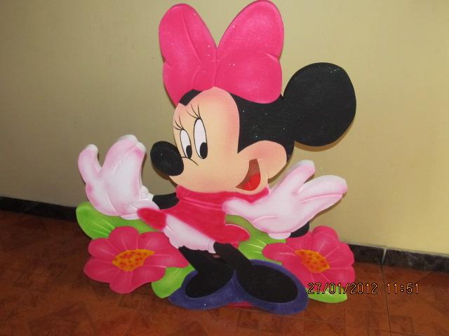 Minnie mouse decoracion fiestas infantiles fiestas for Decoracion minnie mouse