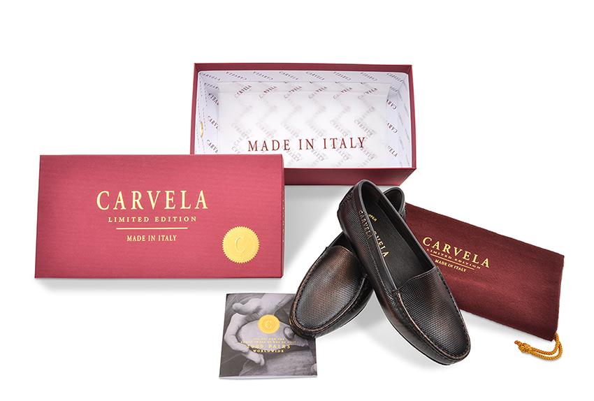 Carvela Spitz Renaissance men sa: #news: carvela limited edition