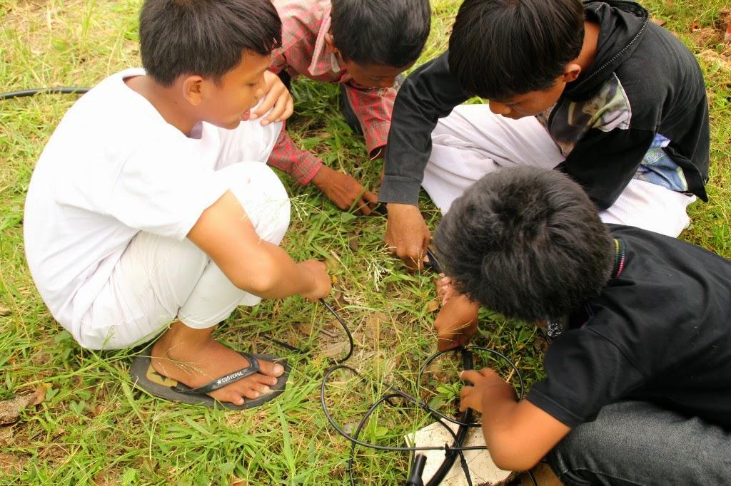 School Farming Hydroponik Sekolah Raya