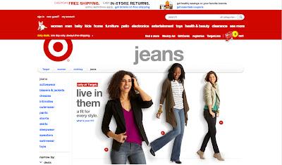 target photographer, target ad campaign, target denim