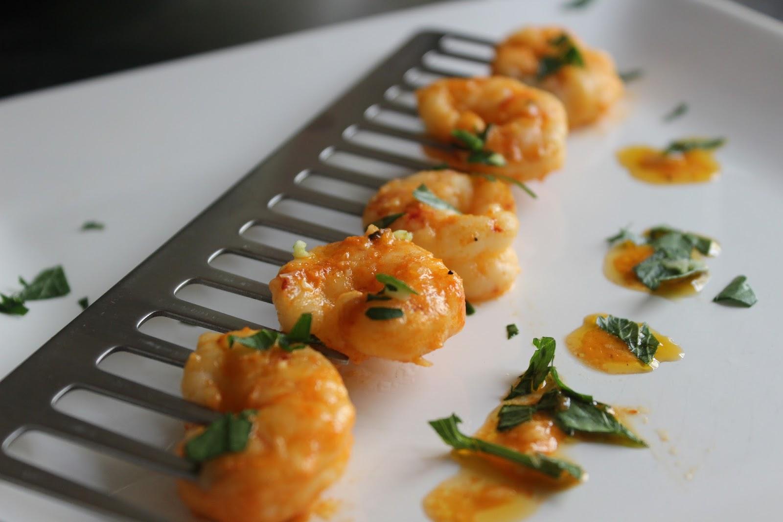 Sriracha Buttered Shrimp - Pure Pursuit