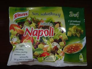 Sałatka Napoli
