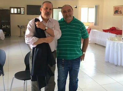 """""""Armando escolheu meu nome para disputar a prefeitura de Ouricuri"""", afirma Juarez Saraiva"""