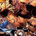 Briga entre Marvel e Fox leva ao cancelamento dos quadrinhos do Quarteto Fantástico