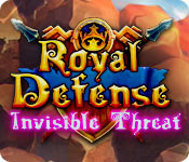 เกมส์ Royal Defense - Invisible Threat