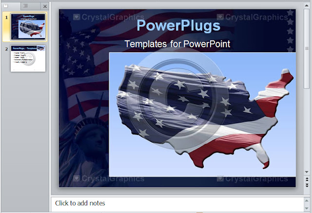 veterans day powerpoint template