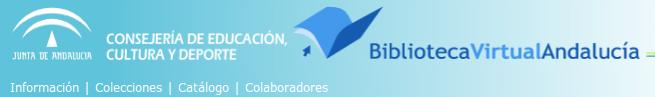 BLIBLIOTECA VIRTUAL DE ANDALUCÍA