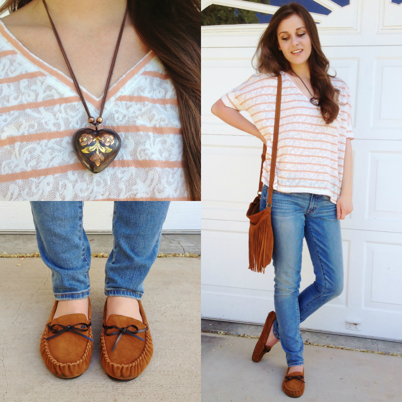 Brown Moccasin Fashion Styles