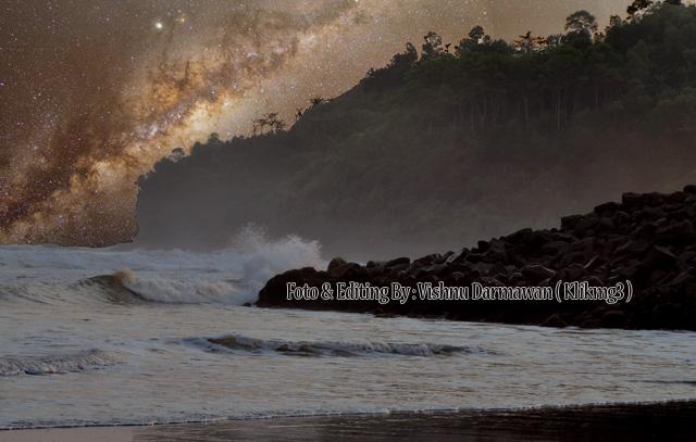 Extreme Nature || Foto & Editing By : Vishnu Darmawan ( Klikmg3 ) Fotografer Purwokerto