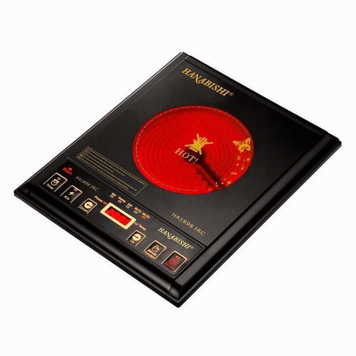 Best Hanabishi Infrared Ceramic Cooker Ha 1898irc Review