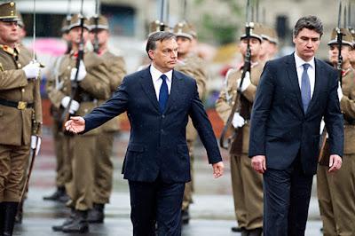 diplomácia, Horvátország, Magyarország, migráció, Orbán Viktor, Szijjártó Péter, Zoran Milanovic, MOL, INA, Hernádi Zsolt,