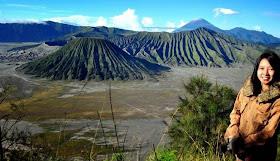 Keindahan Gunung Bromo Di Balik Kisah yang Melegenda