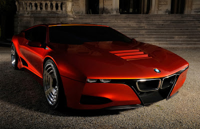 Super Car BMW Concept