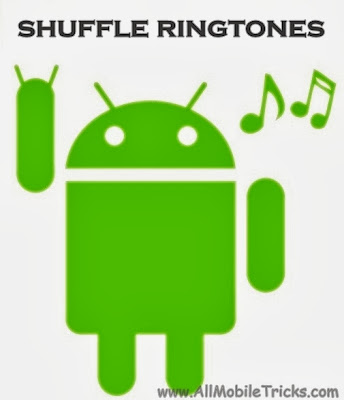 amar hacker shuffle ringtones in android