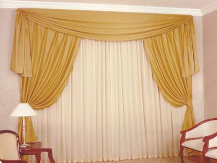 Neusa cortinas e colchas cortinas para sala - Colchas y cortinas modernas ...