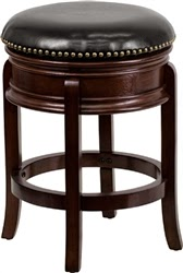 Wood Pub Stool